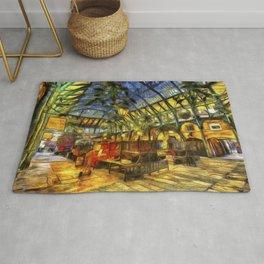 Covent Garden Van Gogh Rug
