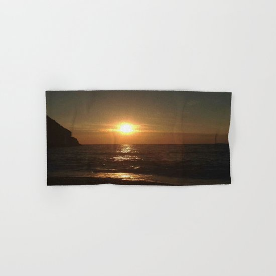 Italian Sunset 2 Hand & Bath Towel