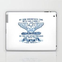 NAVY MOM Laptop & iPad Skin