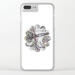 FlowerPower/brittmarks Clear iPhone Case