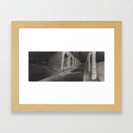 Maltese Fort Framed Art Print