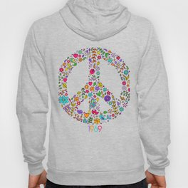 Cool Peace Tees For Boys And Girls Peace And Love 1969 Hoody