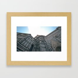 The Duomo - Cathederal Framed Art Print