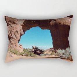 Natural window Rectangular Pillow