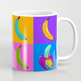 Andy's Bananas Coffee Mug