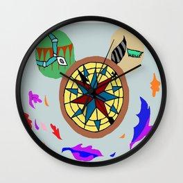 Poc MM Ears Wall Clock
