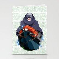 merida Stationery Cards featuring Merida by Karrashi