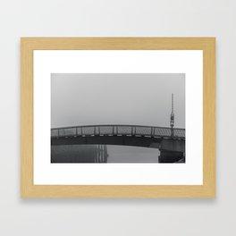 Block and Tackle Framed Art Print
