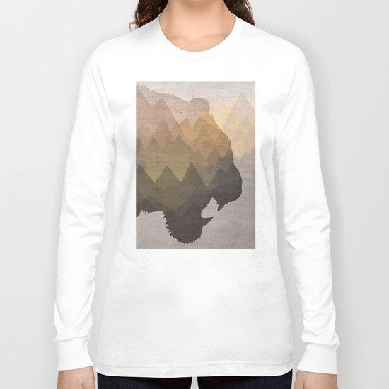The Tiger's Kingdom Long Sleeve T-shirt