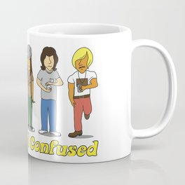 Dazed and Confused Coffee Mug