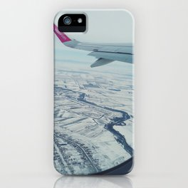 Airplane by Giada Ciotola iPhone Case