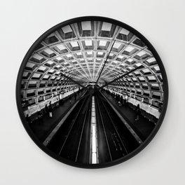 The Underground Wall Clock