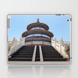 Temple of Heaven Laptop & iPad Skin