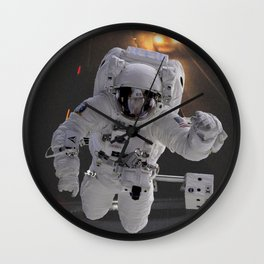 Highway Astronaut, Explore the World Wall Clock