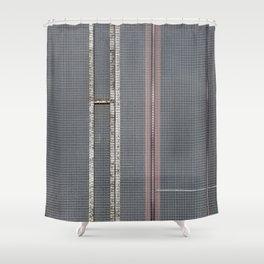 Mesh 02 Shower Curtain
