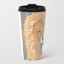 The Lion of the Tribe of Judah Travel Mug