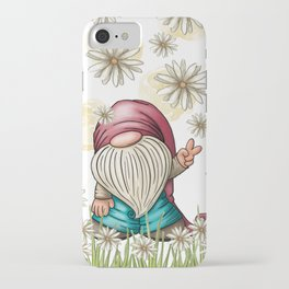 Hippie Gnome iPhone Case