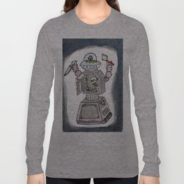 CLANK! CLANK! YOU'RE DEAD! Long Sleeve T-shirt