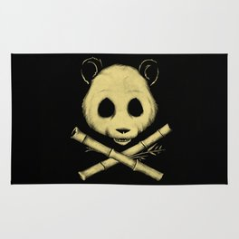 The Jolly Panda Rug