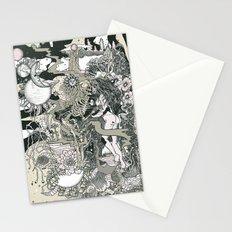 Little Bit Evil Stationery Cards