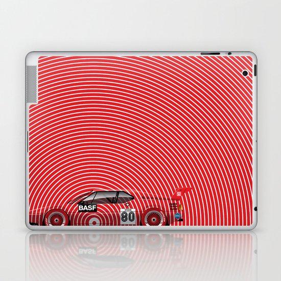 H.J. Stuck, BMW M1, 1980 Laptop & iPad Skin