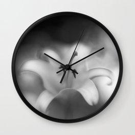Botanica Obscura #8 Wall Clock