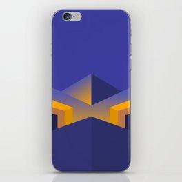 Building H iPhone Skin