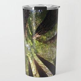 Coastal redwoods Travel Mug