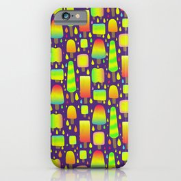 Dayglo Pops iPhone Case