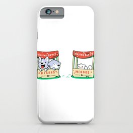 Hissing Booth iPhone Case