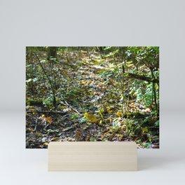Undergrowth (2017) Mini Art Print