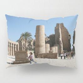Temple of Luxor, no. 28 Pillow Sham