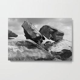 Rocks I Metal Print