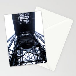 Foggy Lift #4 Stationery Cards