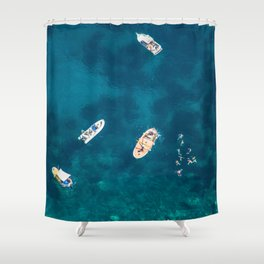 Momenti Shower Curtain