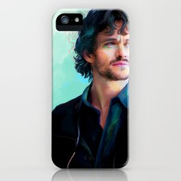 Will Graham iPhone Case