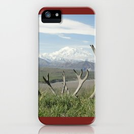 Mt. Denali iPhone Case