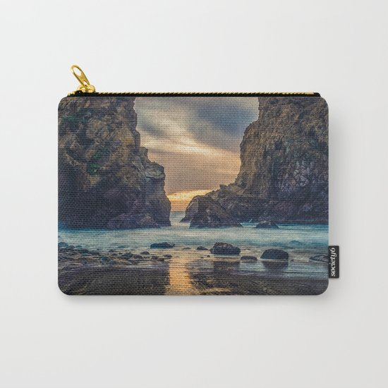 Touch of the Sea Carry-All Pouch