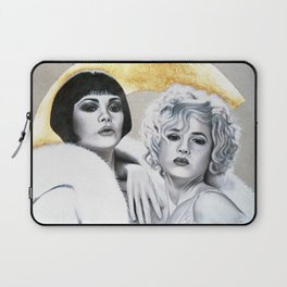 Velma Kelly & Roxie Hart Laptop Sleeve