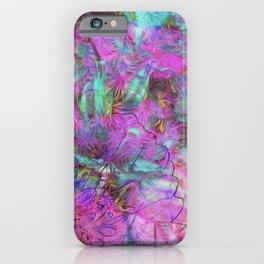 Tye-Dye Abstract iPhone Case