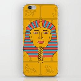 Egyptian Prince iPhone Skin