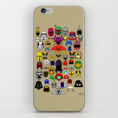 HeadGears iPhone & iPod Skin