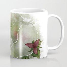 Ghost Fox Coffee Mug