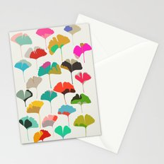 ginkgo 2 Stationery Cards