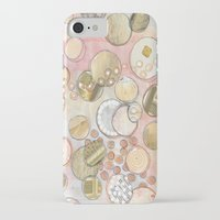 fancy iPhone & iPod Cases featuring fanCy by Kras Arts - Fly Me To The Moon