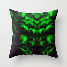 Ghost Writers Throw Pillow