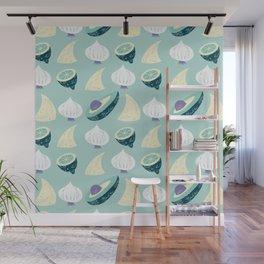 Avocado Love Wall Mural