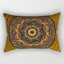 Song Of Heaven Mandala Rectangular Pillow