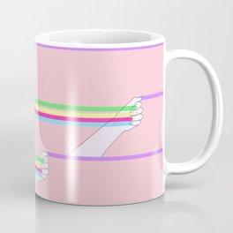 Feminist power pattern Coffee Mug