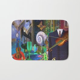 Persistance of Memory Bath Mat